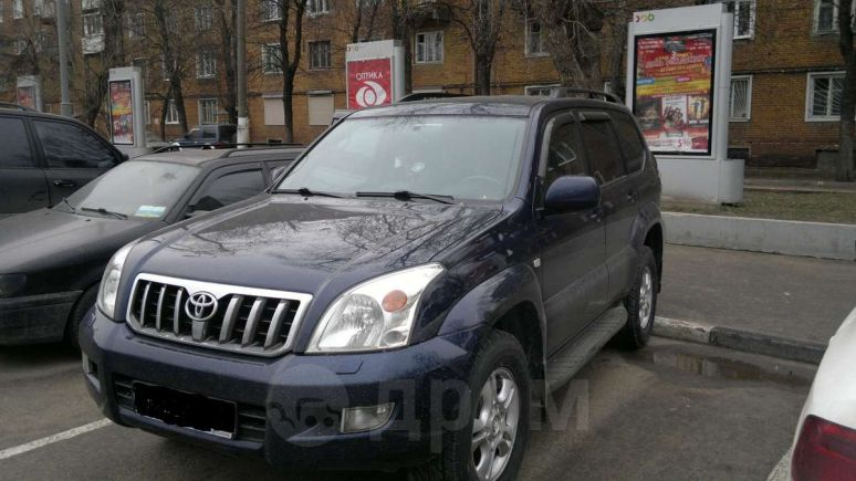 Toyota Land Cruiser Prado, 2007 год, 1 300 000 руб.