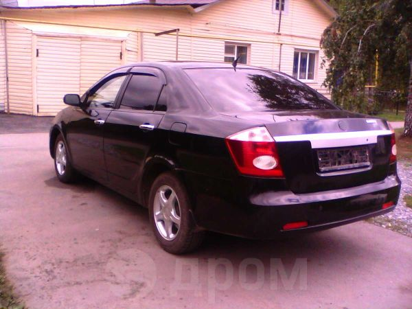 Geely Vision, 2008 год, 215 000 руб.