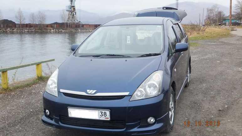 Toyota Wish, 2004 год, 480 000 руб.
