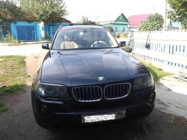 BMW X3, 2007 год, 860 000 руб.
