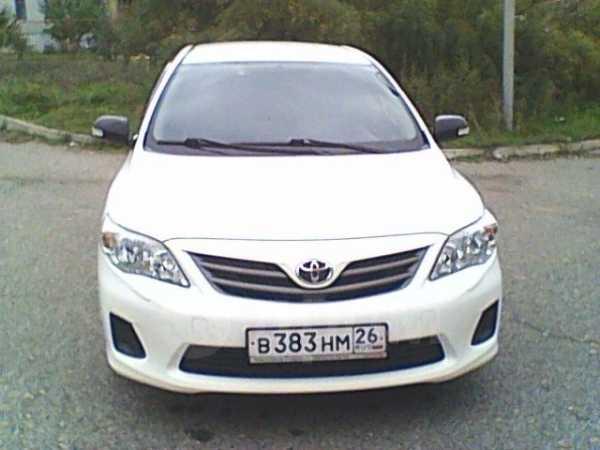 Toyota Corolla, 2010 год, 640 000 руб.