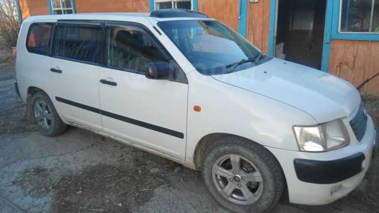 Toyota Succeed, 2002 год, 220 000 руб.