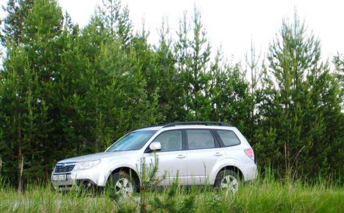 Subaru Forester, 2008 год, 790 000 руб.