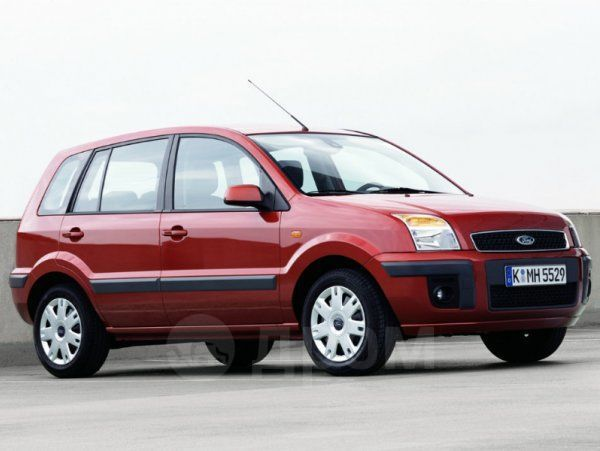Ford Fusion, 2007 год, 300 000 руб.