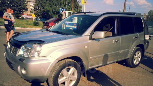 Nissan X-Trail, 2005 год, 460 000 руб.