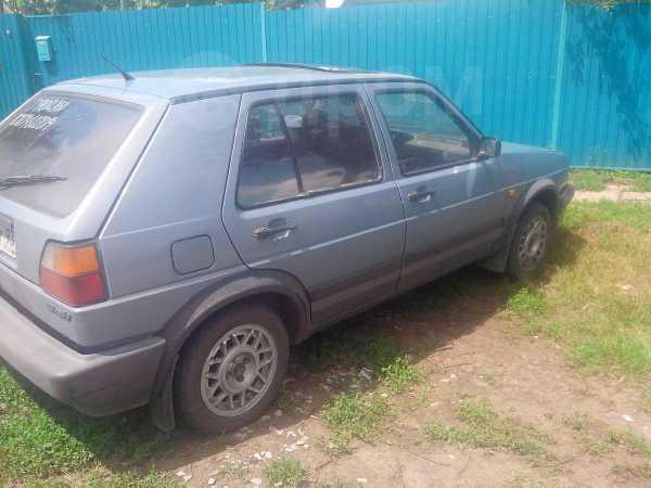 Volkswagen Golf, 1989 год, 72 000 руб.