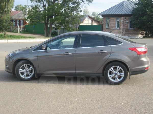 Ford Focus, 2012 год, 599 000 руб.