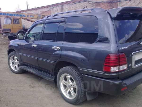 Lexus LX470, 2004 год, 1 400 000 руб.