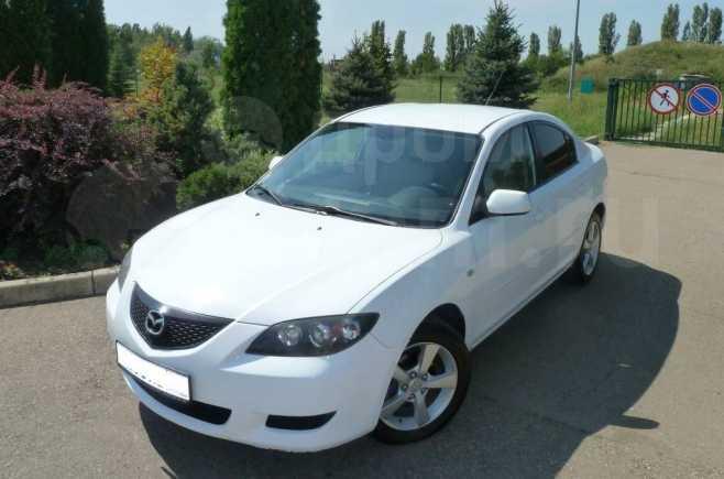 Mazda Mazda3, 2004 год, 400 000 руб.