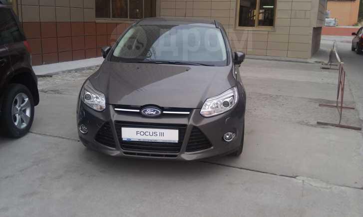 Ford Focus, 2012 год, 750 000 руб.