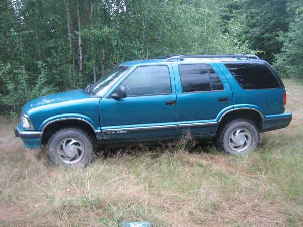 Chevrolet Blazer, 1995 год, 165 000 руб.