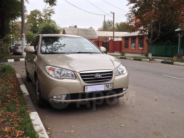 Hyundai Elantra, 2008 год, 520 000 руб.