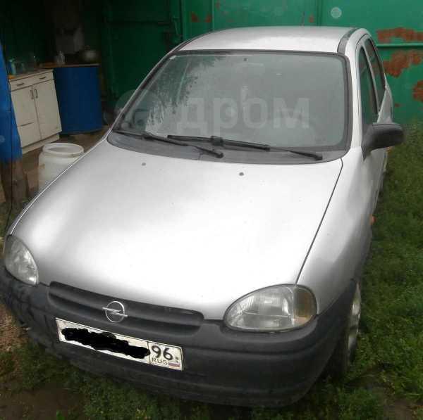 Opel Corsa, 1998 год, 165 000 руб.