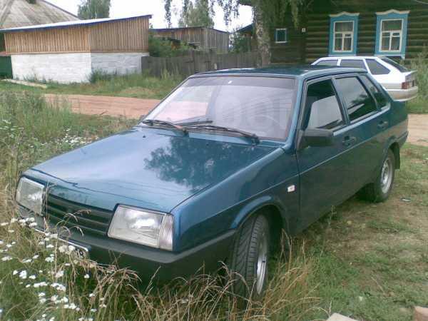 Лада 21099, 2004 год, 89 000 руб.