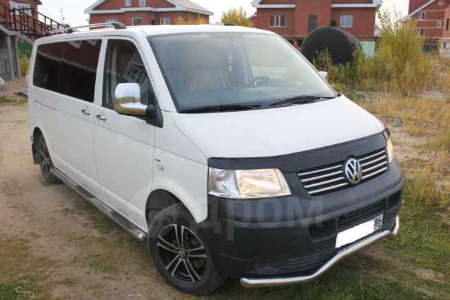 Volkswagen Transporter, 2009 год, 980 000 руб.