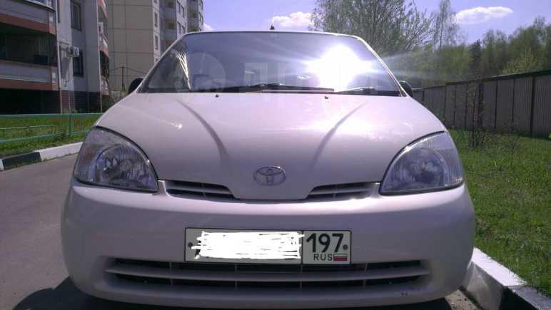 Toyota Prius, 2002 год, 265 000 руб.