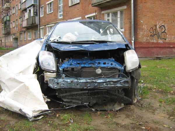 Toyota Yaris, 2007 год, 160 000 руб.