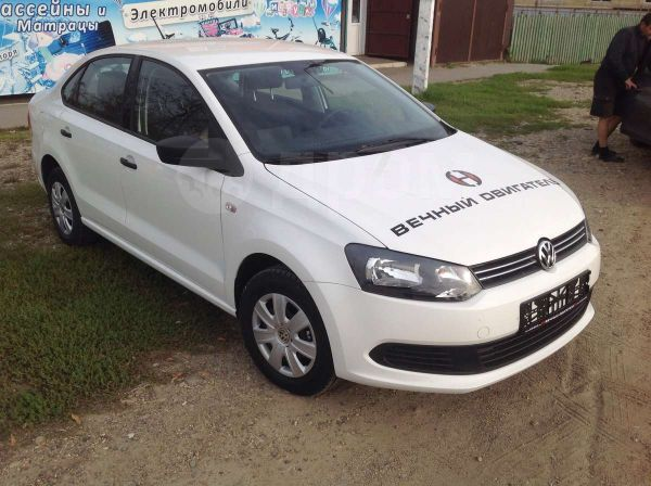 Volkswagen Polo, 2013 год, 457 000 руб.