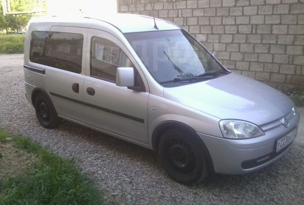 Opel Combo, 2007 год, 400 000 руб.