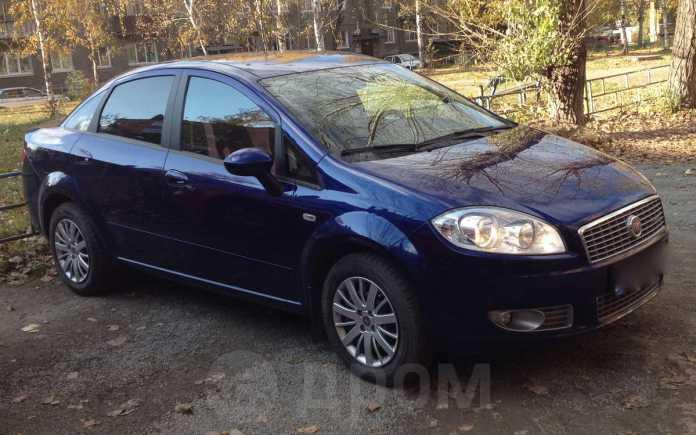 Fiat Linea, 2011 год, 379 000 руб.