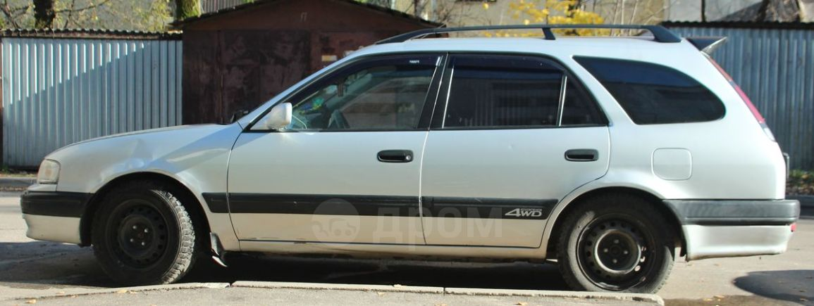 Toyota Sprinter Carib, 1998 год, 140 000 руб.