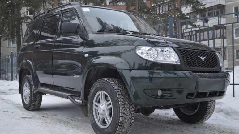 УАЗ Патриот, 2012 год, 570 000 руб.