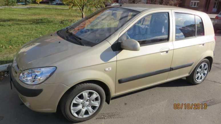 Hyundai Getz, 2007 год, 320 000 руб.
