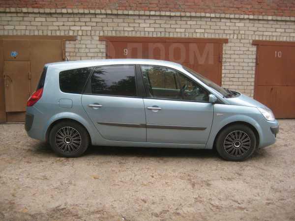 Renault Grand Scenic, 2008 год, 420 000 руб.