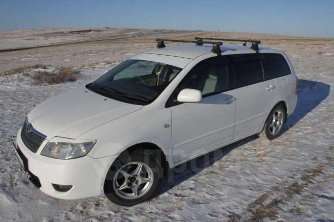 Toyota Corolla Fielder, 2005 год, 330 000 руб.