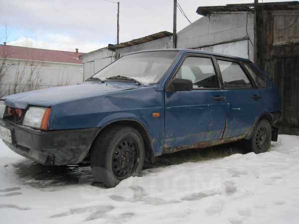 Лада 2109, 1991 год, 20 000 руб.