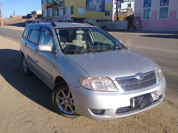 Toyota Corolla Fielder, 2006 год, 450 000 руб.