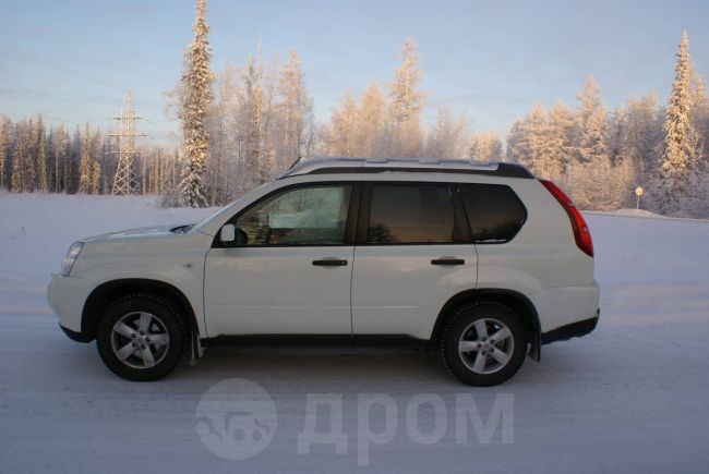 Nissan X-Trail, 2008 год, 850 000 руб.