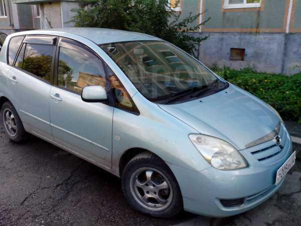 Toyota Corolla Spacio, 2003 год, 320 000 руб.
