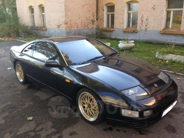 Nissan 300ZX, 1991 год, 350 000 руб.