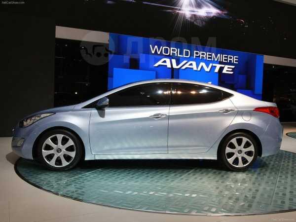 Hyundai Avante, 2011 год, 720 000 руб.
