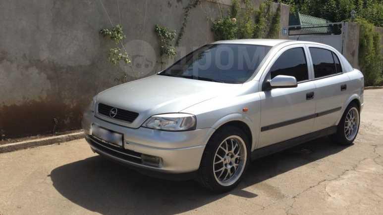 Opel Astra, 1999 год, 270 000 руб.