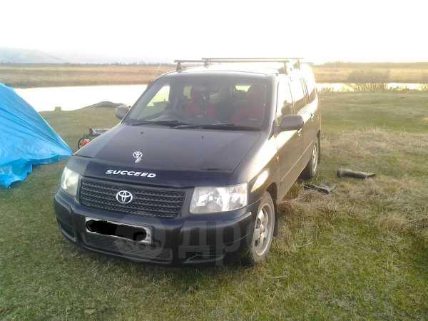 Toyota Succeed, 2003 год, 285 000 руб.