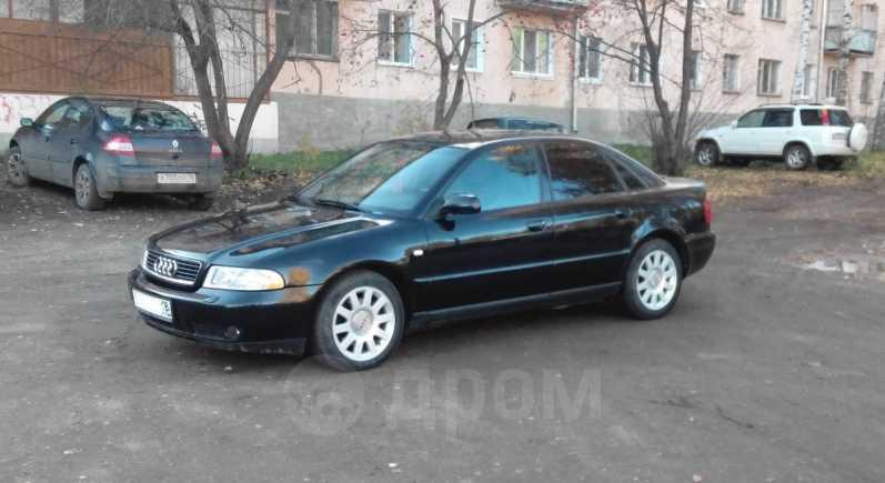 Audi A4, 2001 год, 265 000 руб.