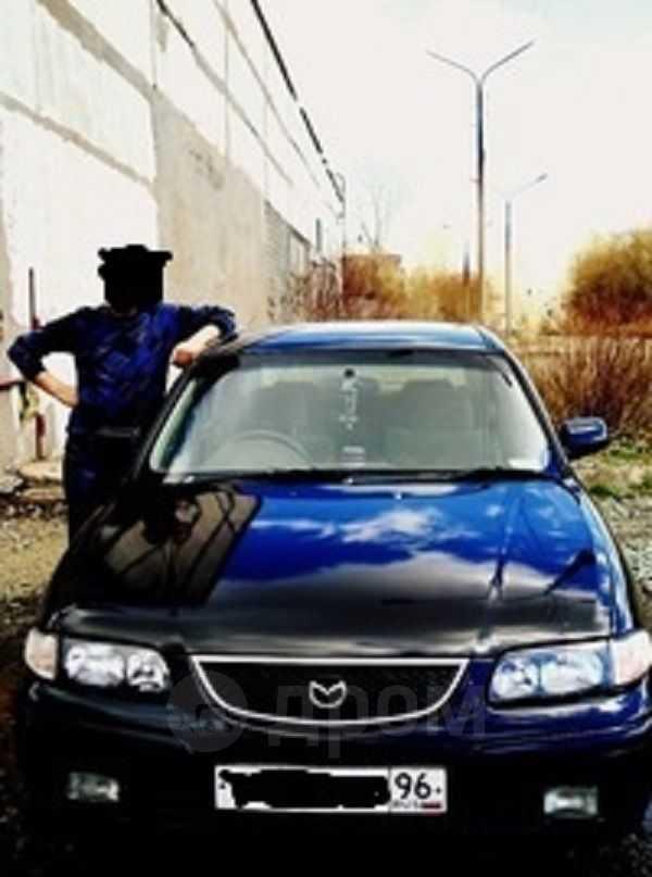 Mazda Capella, 1999 год, 180 000 руб.