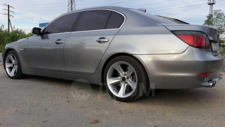 BMW 5-Series, 2003 год, 800 000 руб.