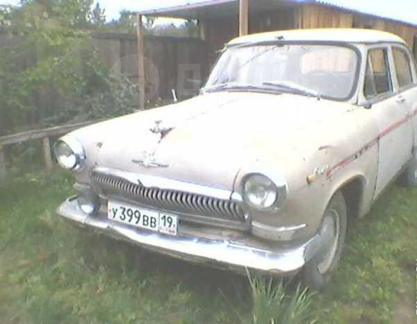 ГАЗ 21 Волга, 1967 год, 80 000 руб.