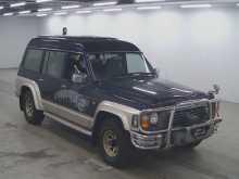 Владивосток Nissan Safari 1997