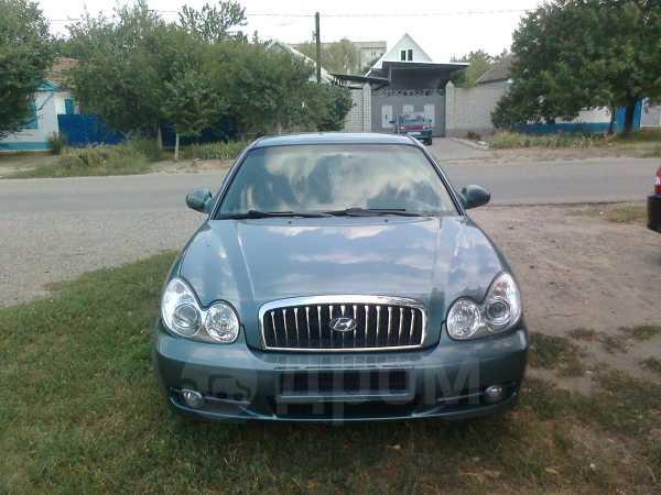 Hyundai Sonata, 2003 год, 280 000 руб.