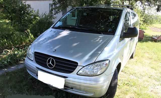 Mercedes-Benz Vito, 2009 год, 350 000 руб.