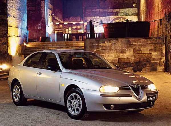 Alfa Romeo 156, 1999 год, 265 000 руб.