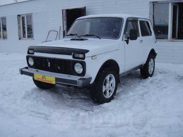 Лада 4x4 2121 Нива, 2007 год, 170 000 руб.