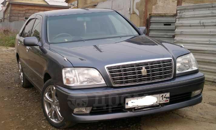 Toyota Crown, 2001 год, 480 000 руб.