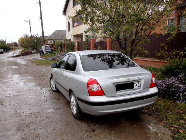 Hyundai Elantra, 2006 год, 315 000 руб.