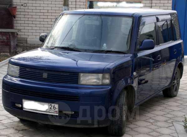 Toyota bB, 2002 год, 220 000 руб.