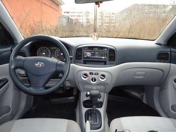 Hyundai Verna, 2006 год, 305 000 руб.
